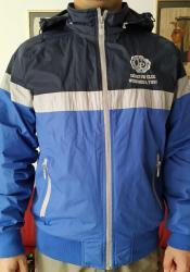 Jesenja-jakna-broj - Srbija: Jesenja muska jakna, nema tragova nosenja. Prodajem je zbog