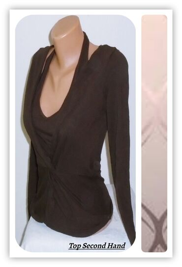 8.0. Braon L majica ★TOP CENA  19.9. ✼Heine braon ženska majica. ✼Dug