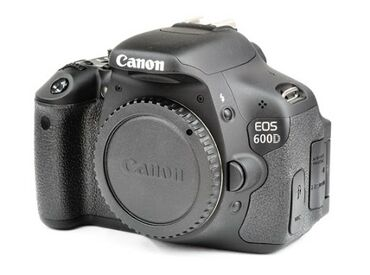 фотоаппарат canon 10d в Кыргызстан: Canon 600d body в отличном состояний