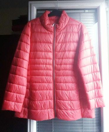 Moderna šuškava prolećna jaknica; Kupljena u C&A, potpuno nova; - Belgrade
