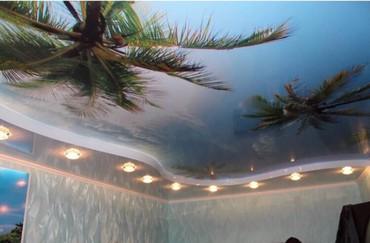 сколько стоит тепловизор в бишкеке в Кыргызстан: Натяжные потолки | Глянцевые, Матовые, 3D потолки