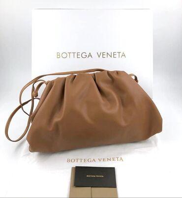 Спорт и отдых в Лебединовка: Женская сумка клатч BOTTEGA VENETA POUCH покорила многие сердца