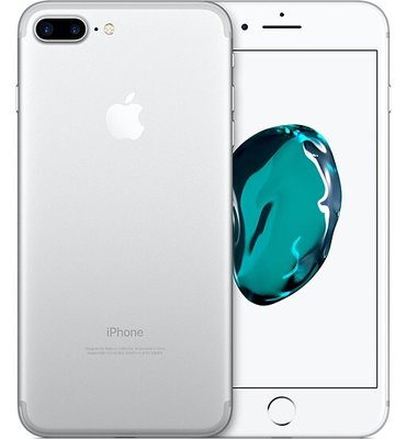 Iphone 7 plus silver 32gb   σε Πεύκα