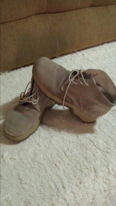 Bez cipele - Srbija: Kožne polovne cipele, 36 veličina, bez oštećenja