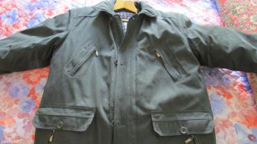 Продаю мужскую куртку, размер 54-56, рост 180. Есть пристежка и в Бишкеке - фото 3