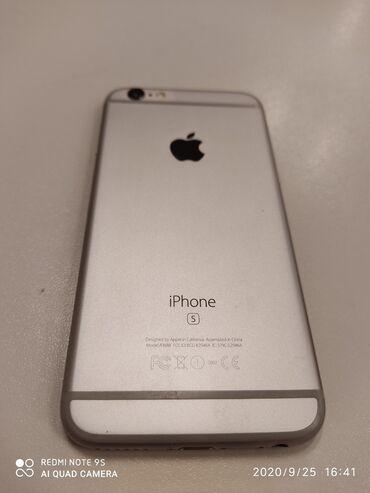 adaptr - Azərbaycan: İşlənmiş iPhone 6s 16 GB Boz (Space Gray)