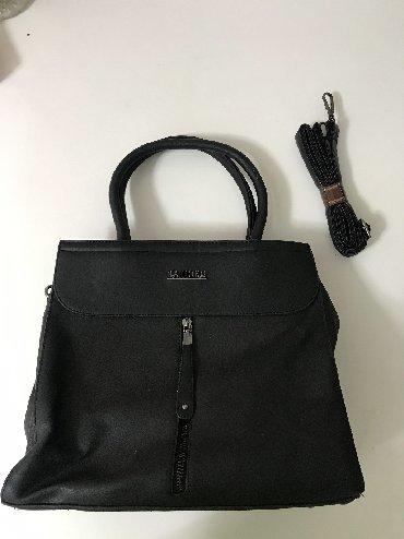 сумка-как в Кыргызстан: Продаю новую сумку. Не ношеная. Очень вместительная. Немного мятая, та