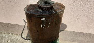 Ostali proizvodi za baštu - Srbija: Bakarna pumpa za voce