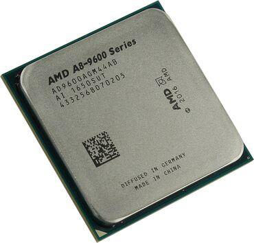 AMD4 7th Gen A8 9600Основные характеристикиSocketAM4Интегрированное