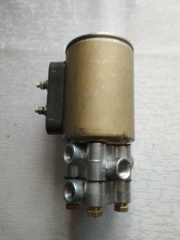 Электромагнитный клапан на Зил газ53 новый  в Бишкек