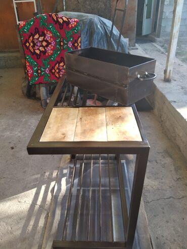 smoker koptilnja gril mangal в Кыргызстан: Мангал продаю