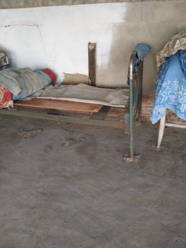 Кровать железная в Novopokrovka