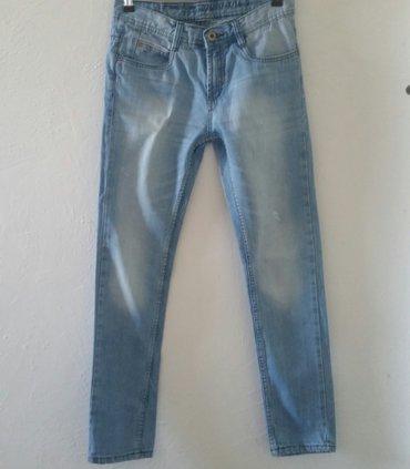 Skinny farmerke, XS/S. Kontakt putem Lalafoa. Struk 37 cm, prednja - Ruma