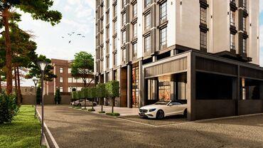 Продажа квартир - Бишкек: Продается квартира: Элитка, 1 комната, 46 кв. м