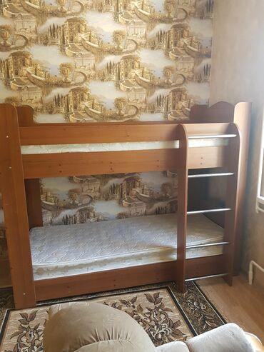 184 объявлений: Продаю двухъярусную кровать с матрасами