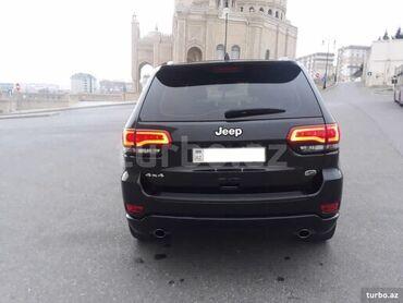 horizon tekerleri - Azərbaycan: Jeep Grand Cherokee 3.6 l. 2013   167000 km