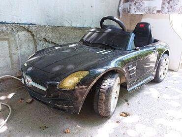 ремень безопасности в Кыргызстан: Детская машинка mercedes sls amg.для детей до 8 лет.машинка с пультом