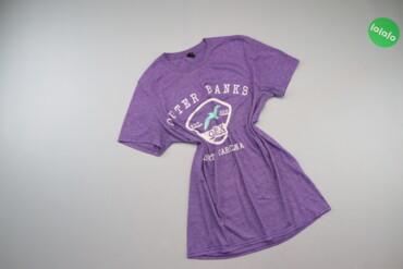 Жіноча футболка з принтом Anvil, р. S    Довжина: 65 см Ширина плечей