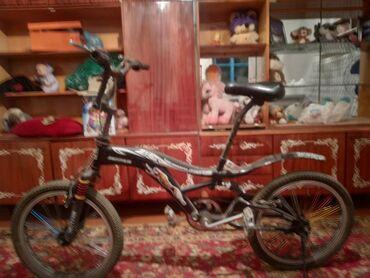 Велосипед BMXСостояние отличноеКамеры пробиты заменить не