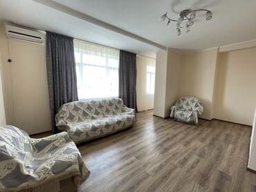 Долгосрочная аренда квартир - 3 комнаты - Бишкек: 2 комнаты, 75 кв. м С мебелью