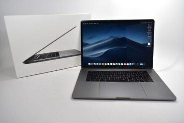 """Apple 15 """"MacBook Pro TouchBar 2.9 GHz i7 16 GB 512 GB SSD в Bakı"""