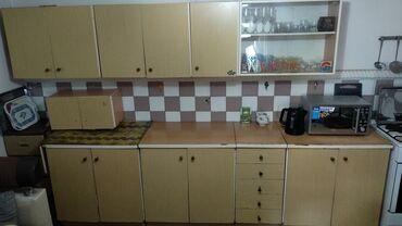 Кухонный гарнитур, длина 280 см. ( 80)