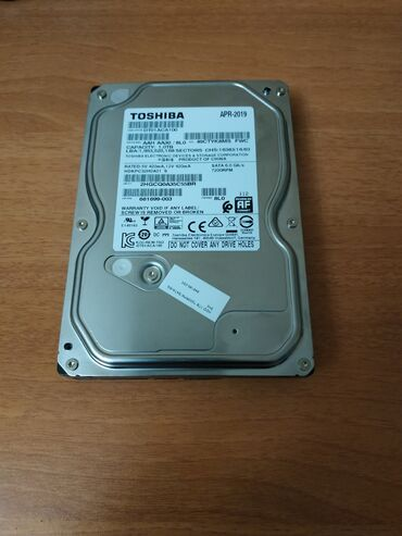 audi 100 25 tdi - Azərbaycan: Toshiba 3.5 Hard Disk 1 TB/7200 rpmSağlamlıq 100%Əla vəziyyətdədir