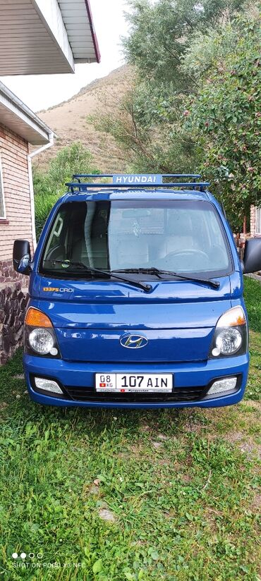 Транспорт - Кой-Таш: Hyundai Портер 2.5 л. 2016   119000 км
