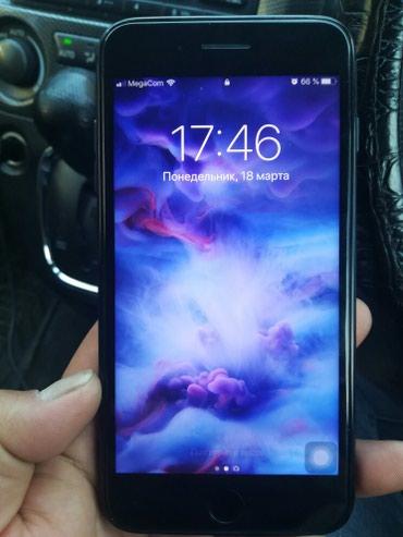 Продаю iphon 7 plus состоянии 10/9 телефон в Бишкек