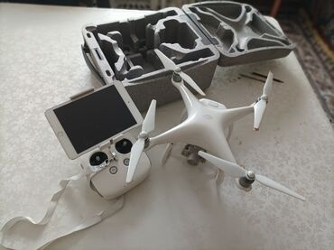 сколько стоит дрон с камерой in Кыргызстан   КВАДРОКОПТЕРЫ: Продаю Дрон dji phantom 4 advanced и ipad mini 4  Дрон+ipad