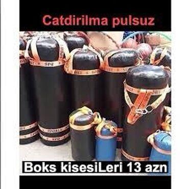 boks dsti - Azərbaycan: Boks kisesi