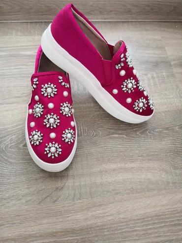 слипоны женские серебро в Кыргызстан: Другая женская обувь 37