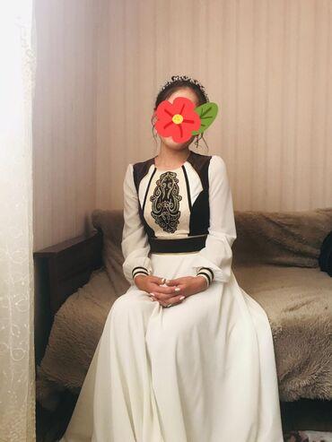 Платье на кыз узатуу и на любое другое мероприятия, одевала 1 раз