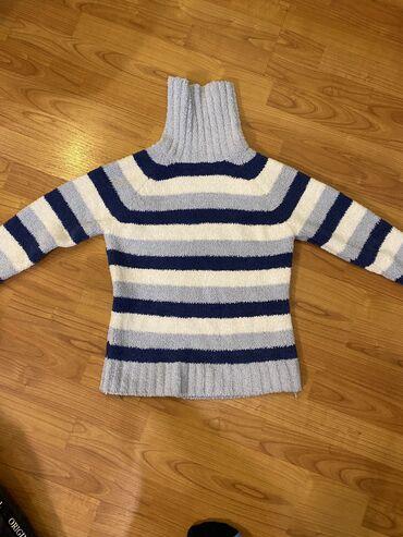 женская платье 42 44 размер в Кыргызстан: Водолазка тёплая раз 42-44