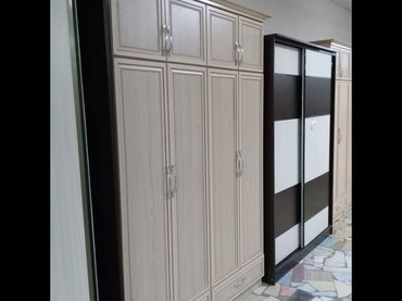 Шкафы новые продается, возможно ещё в Бишкек