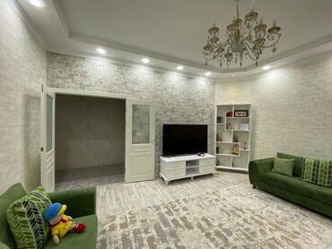 Продажа квартир - Бишкек: Элитка, 4 комнаты, 122 кв. м Бронированные двери, Лифт
