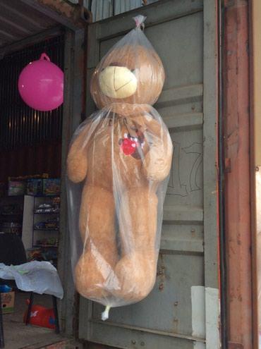 Медведь огромный 180см Дешево в Бишкек