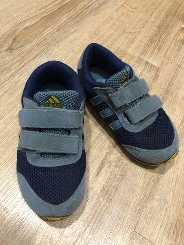 adidas ace в Кыргызстан: Детские кроссовки Adidas оригинал в хорошем состоянии