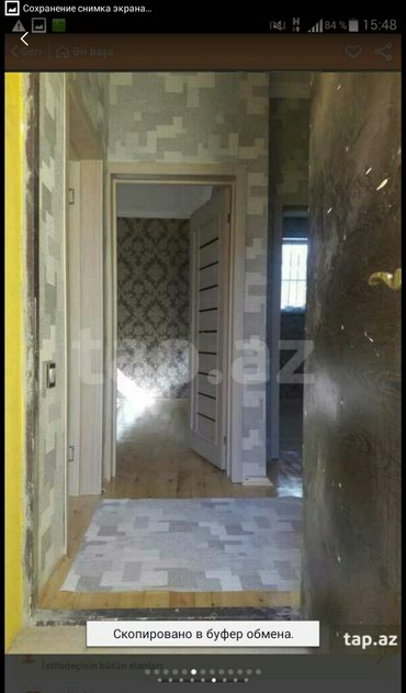 Xırdalan şəhərində Masazirda 2 màrtàbàli alti qarawli 3 otaqli tàmirli hàyat evi