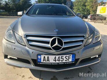Mercedes-Benz E 220 2.2 l. 2012 | 166600 km