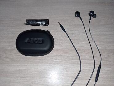тайп си наушники в Кыргызстан: Наушники от производителя akg. Звучат прекрасно, сидят в ушах очень