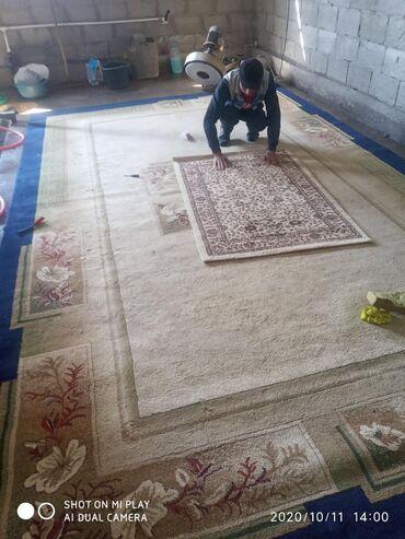 Стирка ковров   Шырдак   Бесплатная доставка