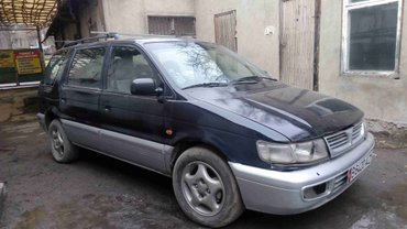 Mitsubishi Space Wagon 1998 в Бишкек