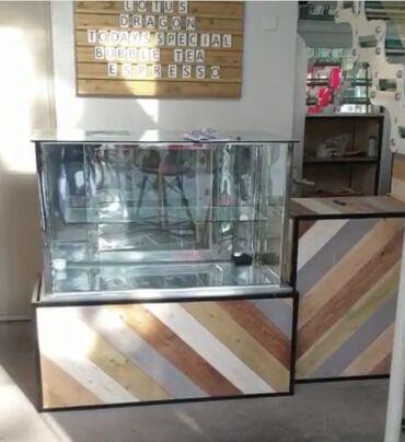 Витринный холодильник для мяса - Азербайджан: Новый Холодильник-витрина Коричневый холодильник