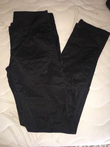 Crne zenske pantalone Velicina 30 34 - Belgrade