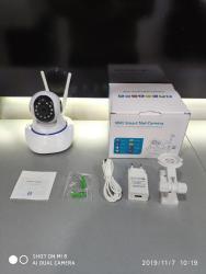 зарядное 5v в Азербайджан: 360° ip kameraModel: IPC-V380-Q5Y-1 .Power: DV-5V.Application: V380
