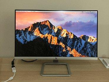 """Monitor hp 24es 60. 45 cm (23. 8"""")yeni məhsuldur :)Ümumi в Баку"""
