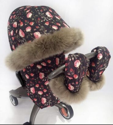 Зимний комплект (Муфта) для коляски Stokke Xplory и его аналогов