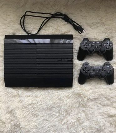 ПРОДАЮ PS3 SUPER SLIM 12GB в Ош