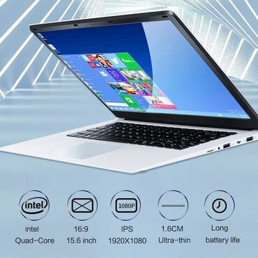 "Ноутбук 14"" Intel Celeron J3455/Intel UHD Graphics 600 (6+256GB"
